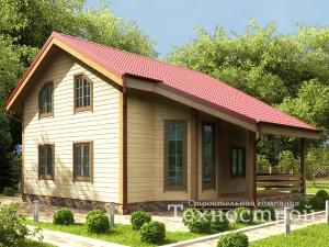Проекты щитовых домов