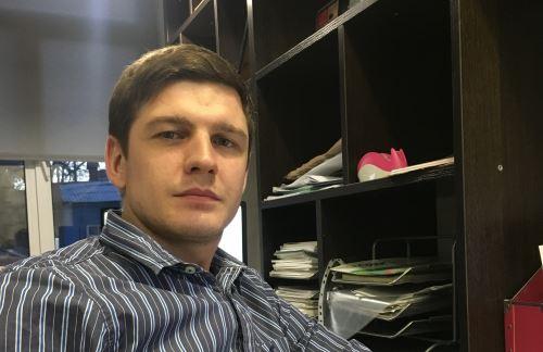 Сергей Максин